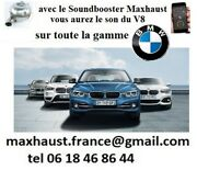 Sound Booster Maxhaust Bmw Bluetooth 8 Sounds Pop And Bang From 1250andeuro