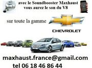Sound Booster Maxhaust Chevrolet Chrysler Bluetooth 8 Sounds Pop Bang From 1250andeuro