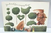 6 Vera The Mouse Hallmark Birthday Greeting Cards And Envelopes 1997 Lot 12