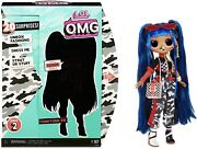 Lol Surprise Omg Downtown B.b. Fashion Doll, 20 Surprises New And Boxed