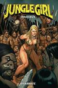 Frank Cho Jungle Girl Complete Omnibus Tp / Dynamite New-unused Sexy