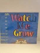 Looney Tunes Growth Chart 5 Feet Rare Collectible New In Original Wrap