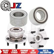 [frontqty.2 And Rearqty.2] Hub Kit For 2011-2020 Dodge Durango Rwd/4wd Model