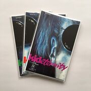 Nm Complete Kid Eternity 3-issue Mini. Grant Morrison, 1991. First Print.