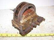 Webster Jy Brass Hit Miss Gas Engine Magneto Ihc Famous Titan Steam Tractor Hot