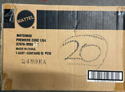 Sealed Factory Case Of 12 Matchbox 35802-9997di Classics Collection 12 Toys