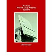 Practical Phased-array Antenna Systems Artech House By Eli Brookner - Hardcover