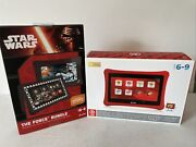 New Nabi Collector's Edition Tablet Star Wars 16gb Wi-fi Free Shipping