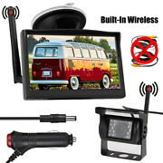 170° Wifi Wireless Car Rear View Cam Backup Reverse Camera For Iphone Android
