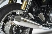 Zard Slip On Exhaust Stainless Legal Royal Enfield Continental Gt 650 2019-2020