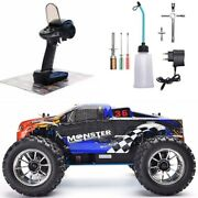 Hsp Rc Two Speed Car Off Road Truck 110 Nitro Power 4wd Remote Control Crawler