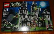 Lego 2012 Monster Fighters Vampyre Castle 9468 New In Sealed Box