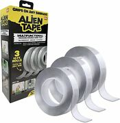 Alien Tape Instantly Locks Anything Into Place Without Screws Anchors Adhesive