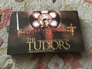 The Tudors The Complete Series Dvd 15 Disc Set Mint Condition