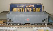 American Flyer S Gauge Lehigh And New England Hopper Car 632 With Box Item Ccs23