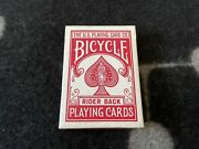 Bicycle Rider Back Playing Cards - Early 1940s