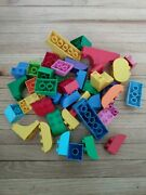 Lego Duplo Lot Of 40 Building Blocks Curved Brick Preowned Lot Developmental Toy
