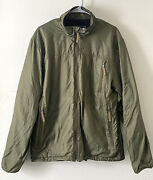 Polartec Alpha Level 3a Jacket Military Issued Alpine Green Large L