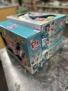 Lot Of 4 - 5 Packs - 5 Surprise Toy Mini Brands Ball By Zuru - New 20 Total Pcs