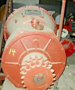Twin Disc Pto And Reduction Gear Mod. B114e4rg1 Sae 1 Item 659