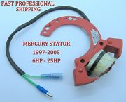 Mercury Outboard 855721a4 855721t8 174-5721 - Stator 1997-2005 6-25hp New Part