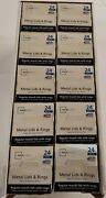 Mainstays 10 Boxes Of 24 Regular Mouth Canning Jar Lids And Rings Free Shipping