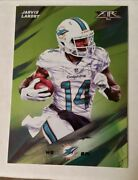 2015 Topps Fire 58 Jarvis Landry /199
