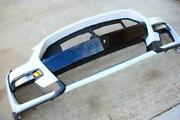 Oem 2019-2021 Ford Mustang Shelby Gt500 Front Bumper Cover Fascia - Oxford White