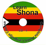18 Cd Pack Learn How To Speak Shona Language Full Audio Course Easy/expert