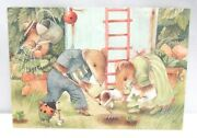 6 Vera The Mouse Hallmark Friendship Greeting Cards And Envelopes 1997 Lot 54