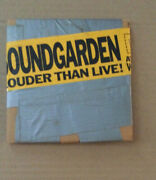 Soundgarden-louder Than Live At The Whiskey Promo Cd Sealed
