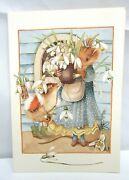 6 Vera The Mouse Hallmark Friendship Greeting Cards And Envelopes 1997 Lot 57