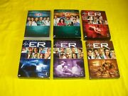 Er Complete First Second Third Fourth Fifth Sixth Season 1 2 3 4 5 6 Dvd