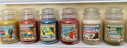 Yankee Candle Aloha Collection Complete Set