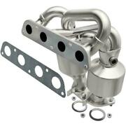 Exhaust Manifold With Integrated Catalytic Converter Magnaflow 24066
