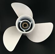 Boat Propeller For Yamaha Outboard 6e5-45947-00-el 3x13 1/2x15 P F 40-130hp 2t