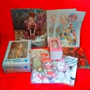 Hello Kitty To Issho And 10-piece Set Lot Figure Goods Sanrio