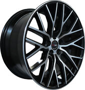 4 G43 20 Inch Rims Fits Nissan Rogue Select S 2014 - 2015