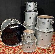 Yamaha Oak Custom - Silver Sparkle - 4 Sizes To Choose From Made In Japan