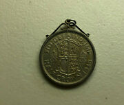 1948 Great Britain George Vi Half Crown With Clasp