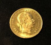 1915 Collectable Austrian Gold Ducat Coin