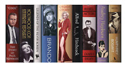 J Scott Nichols Legends Of The Silver Screen Limited Edition Wrapped Canvas