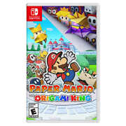 Paper Mario The Origami King - Nintendo Switch Game - New Co
