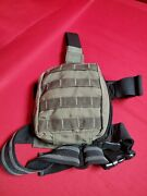 Paraclete Pre-msa Sof Individual First Aid Kit Pouch Smoke Green Iap0019 Stocked