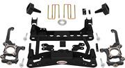 Rancho 4in Suspension System For Ford F-150 Series 4wd