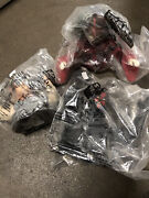 Lot Of 3 1999 Star Wars Figure Cup Toppers Cups Kfc Taco Bell Pizza Hut Darth