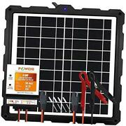 -upgraded-20w-solar-battery-charger-maintainer, External Smart Solar Panel 20w