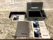 Raymarine C90w Gps Chartplotter Multifunction Display - Excellent Condition