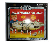 2012 Star Wars Vintage Collection Millennium Falcon Toys R Us Exclusive Sealed