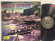 Black Star Band Ghana Ndwom Vg+ Afro Request African